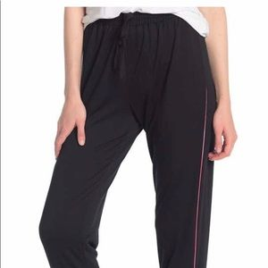 Know One Cares French Terry Stripe Jogger